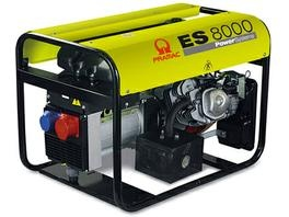 Аренда генератора Pramac ES 8000