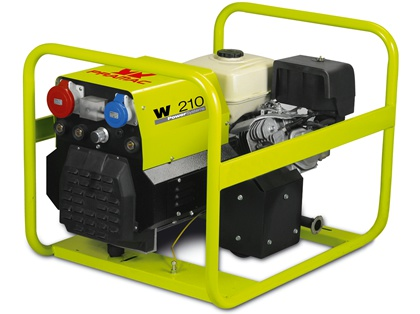 Сварочный генератор PRAMAC HGW210