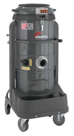 Промышленный пылесос Delfin (Дельфин) DM 2 EL
