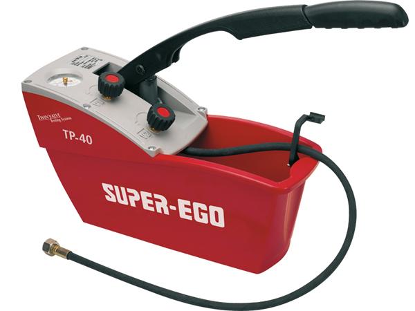 Ручной опрессовочный насос SUPER EGO TP40-S