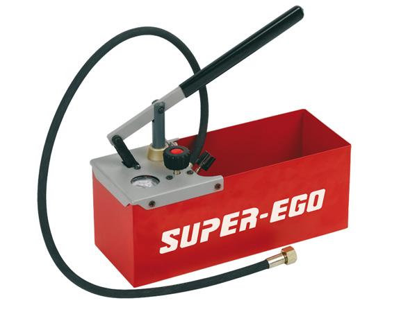 Ручной опрессовочный насос SUPER EGO TP25