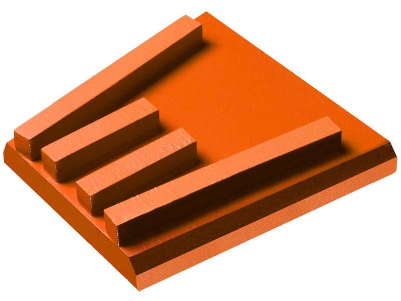 Франкфурт шлифовальный для нормальных (средних) бетонов