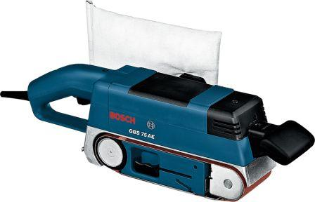 Ленточная шлифмашина Bosch GBS 75 AE Professional
