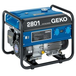 Аренда генератора GEKO 2801