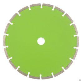 Алмазный сегментный круг для резки асфальта 400х10х25,4