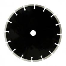 Алмазный сегментный круг для резки железобетона 350х10х25,4