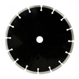 Алмазный сегментный круг для резки железобетона 600х10х25,4