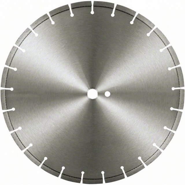 Алмазный сегментный круг универсальный 350х10х25,4
