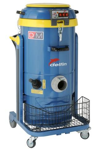 Промышленный пылесос Delfin DM3