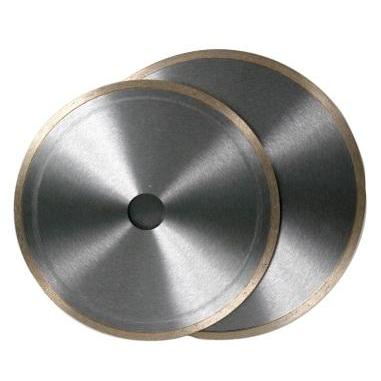 Алмазные круги со сплошной кромкой