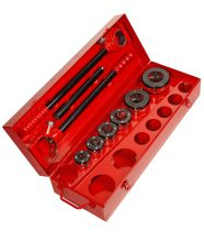 Клупп ручной VIRAX для нарезки резьбы BSPT R 1/2-2