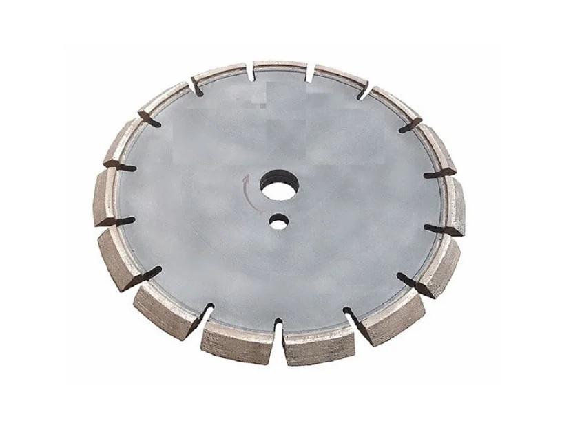 Алмазный диск для снятия фаски д.200 мм (комплект 2 штуки)