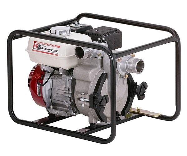 Мотопомпа для грязной воды DAISHIN SWT-50HX