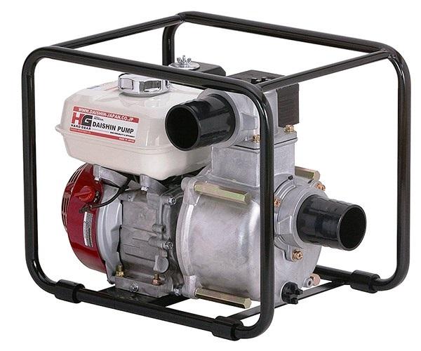 Мотопомпа для воды средней загрязнённости DAISHIN SST-50HX