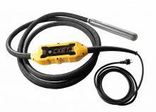 Высокочастотный глубинный вибратор со встроенным преобразователем частоты ENAR ROCKET